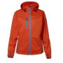 Lightweight soft shell jacket Orange, XS