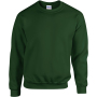 Heavy blend™ adult crewneck sweatshirt forest green xl