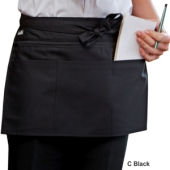 Dennys Zip Pocket Apron