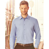 Tailored Poplin Shirt LS