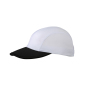 4 Panel Active Cap wit/zwart