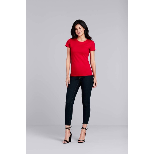 Gildan T-shirt Premium Cotton for her