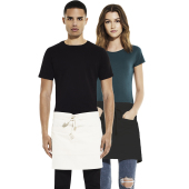 UNISEX APRON SHORT WITH POCKETS