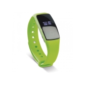 Activity tracker hartslag licht groen
