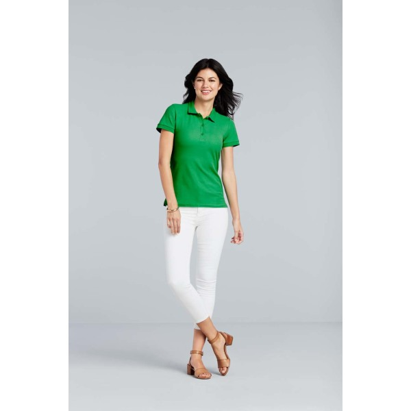Gildan Polo Premium Cotton SS for her