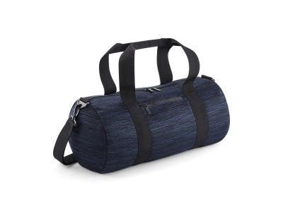 Duo Knit Barrel Bag