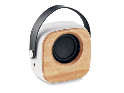 OHIO SOUND - 3W bamboe speaker