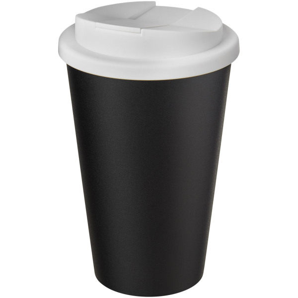 Americano® Eco 350 ml gerecyclede beker met spill-proof deksel