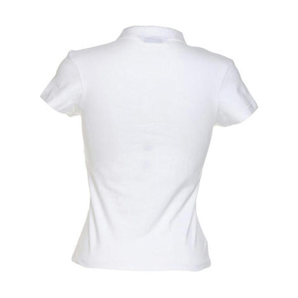 Corporate Short Sleeve V-Neck Top
