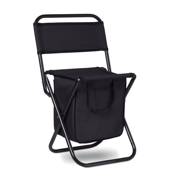 SIT & DRINK - Foldable 600D chair/cooler