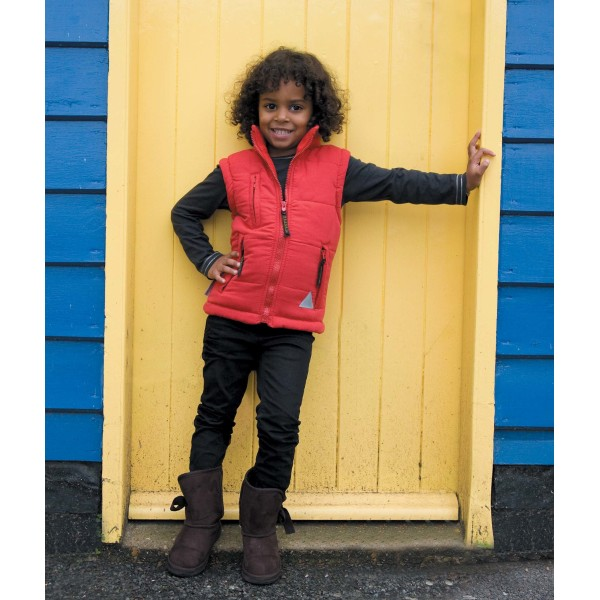 Kids' polartherm™ bodywarmer