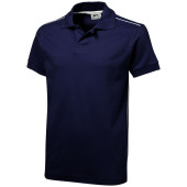 Backhand heren polo met korte mouwen - Navy - XXL