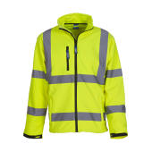 Fluo Softshell Jacket