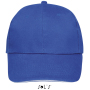 Buffalo, Royal Blue/White, One size, Sol's