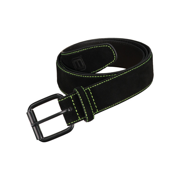 Macseis Belt Suede Black/GN