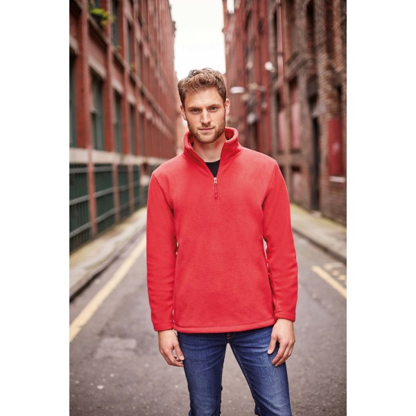 1/4 zip outdoor fleece