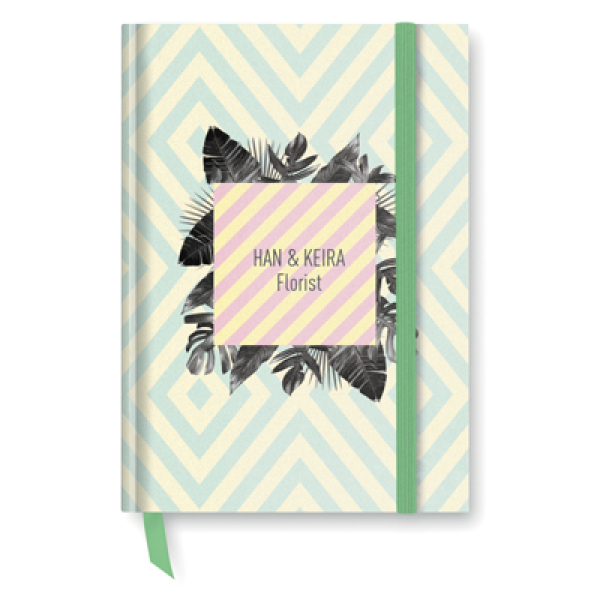 Paper cover notebook