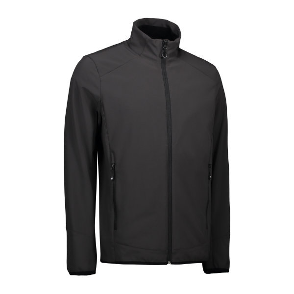 Men's functional soft shell jacket