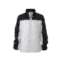 Team Weather Jacket zwart/wit