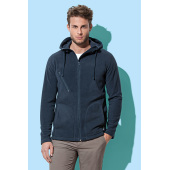 Stedman Polar Fleece Hooded Jacket for him
