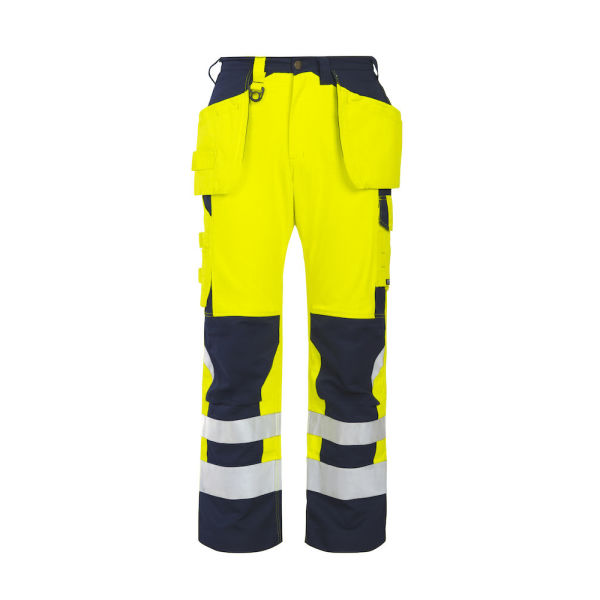 8503 FLAME RETARDANT HIGH VISIBILITY TROUSERS