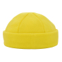 6 Panel Kinder Wintermuts Geel acc. Geel