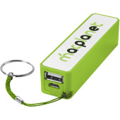 Jive powerbank 2000 mAh - Lime/Wit