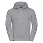 Authentic Hooded Sweat, Light Oxford, L, RUS