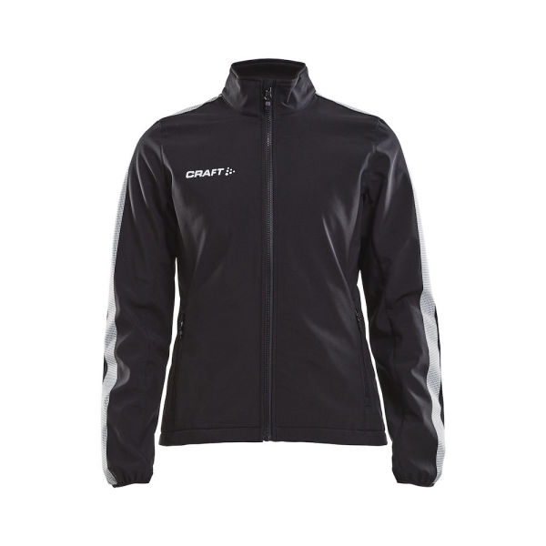 Craft Pro Control Softshell Jacket W Jackets & Vests
