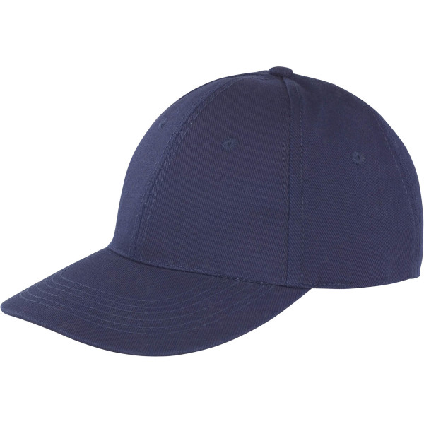 Memphis brushed cotton low profile cap