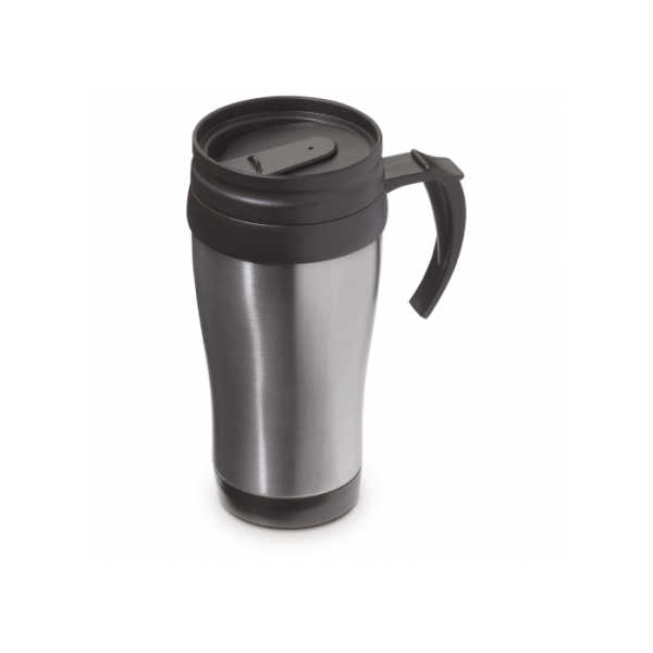 Thermo mug metal 350ml