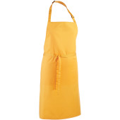 Colours bib apron sunflower one size