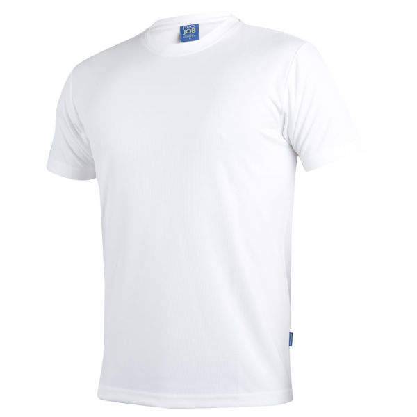 3010 ACTIVE T-SHIRT WHITE XS