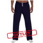 Gildan Sweatpant HeavyBlend for him Navy-35% korting M