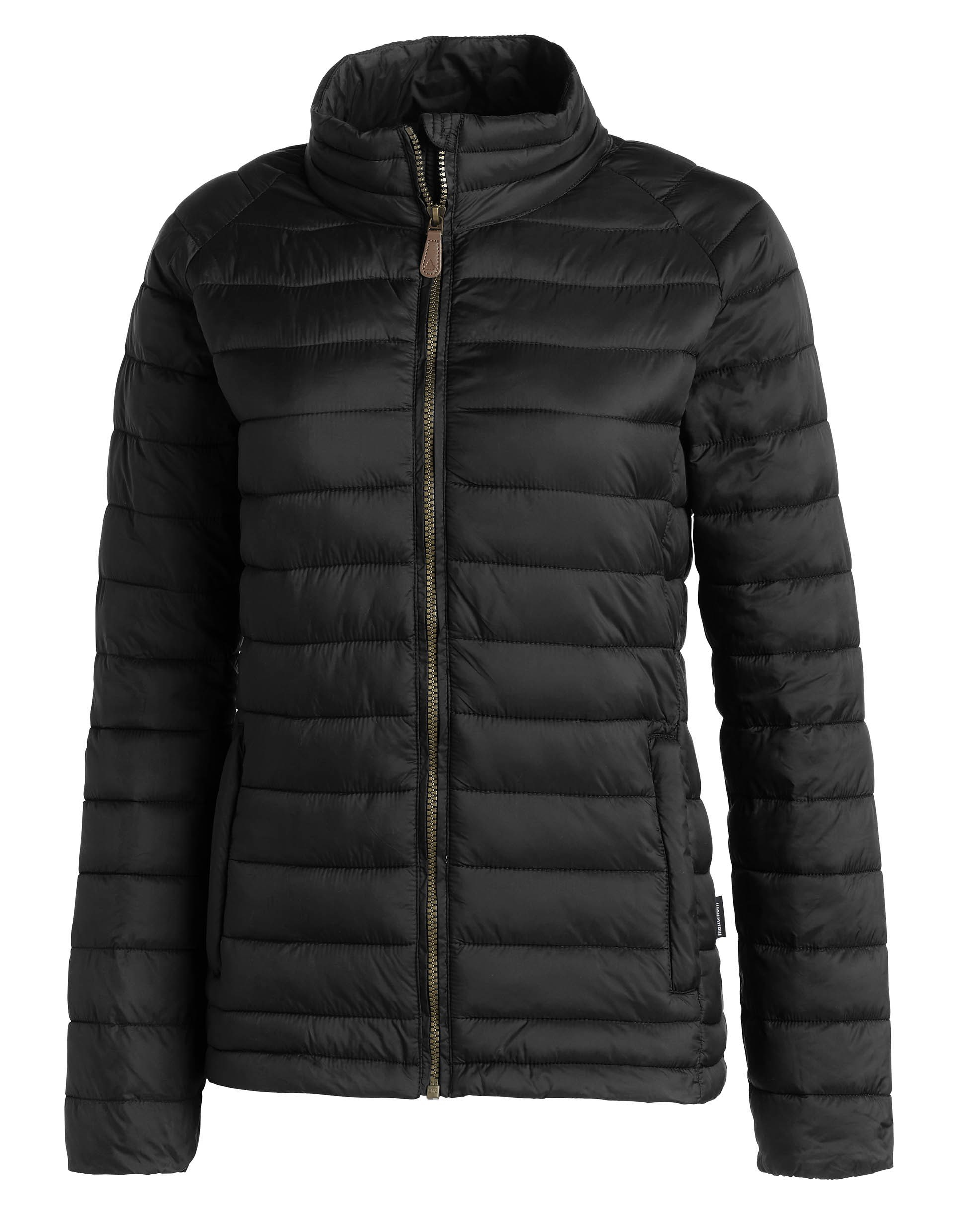 Matterhorn MH-450D Light Quilted Jacket Ladies Black 34