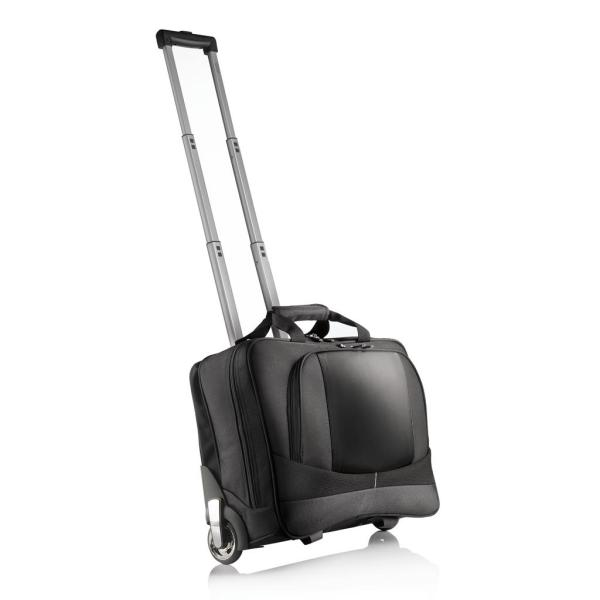 Swiss Peak business trolley, zwart