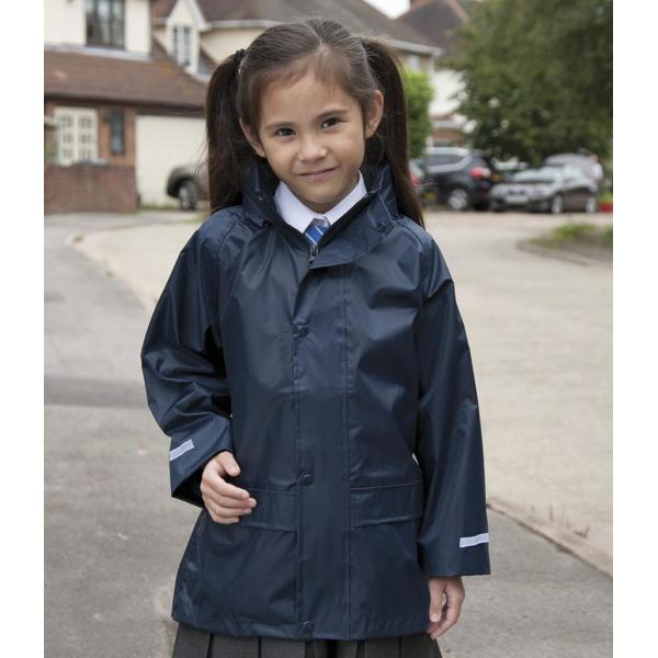 Kids Waterproof Over Jacket