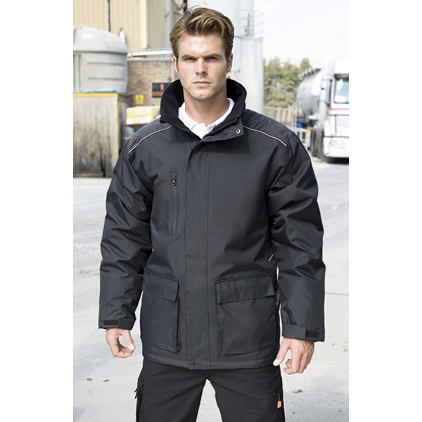 Work-Guard Vostex Long Coat