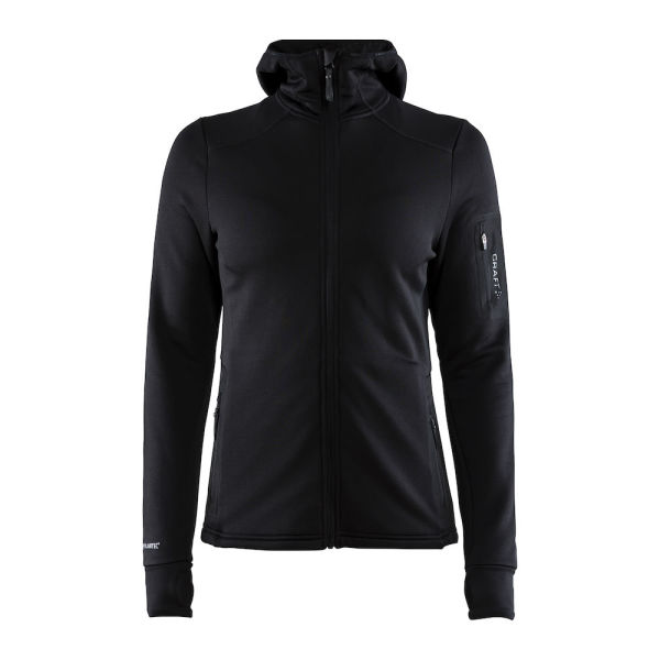 Craft Trict Polartec Hood Wmn Hoodies & Sweatshirts