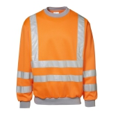 Safety sweatshirt | EN 20471