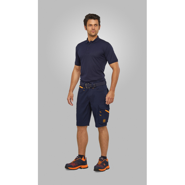 Macseis Shorts Proneon Blue Navy/OR