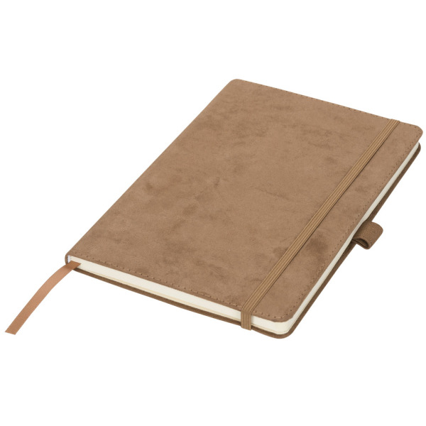 A5 Suede Notebook