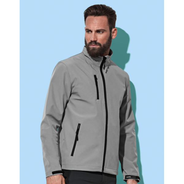 Active Softshelll Jacket Men