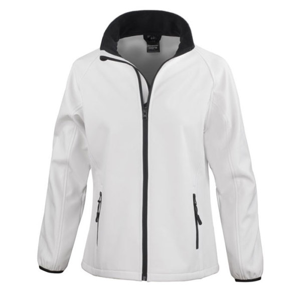 SOFT SHELL JACKET LADIES R231F
