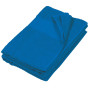 Badhanddoek royal blue one size