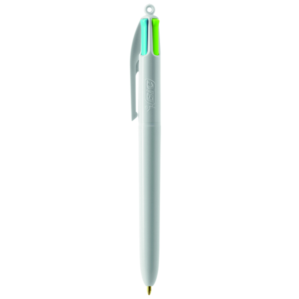 BIC® 4 Colours Fashion with Lanyard ballpen