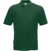 65/35 polo (63-402-0) bottle green xl