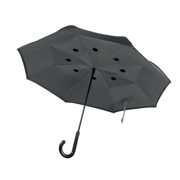 DUNDEE - Reversible umbrella