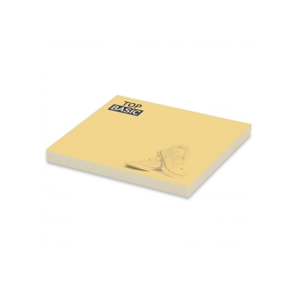 25 adhesive notes, 72x72mm, full-colour