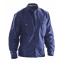 5601 Worker shirt polyester Navy xs